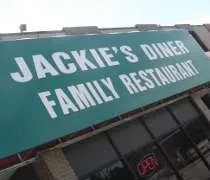Jackies Diner on Lansing Road in Dimondale.