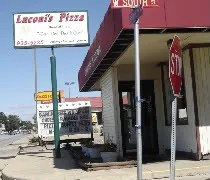 Luconis Pizza on Kennedy Dr. in Bradley, IL