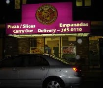 Manolos Pizza & Empanadas near the campus of the University of Illinois in Champaign/Urbana