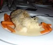 Js chicken with the fennel cream sauce