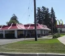 The McDonalds on South Cedar St. in Holt