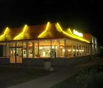 One of the many McDonalds in Lansing.
