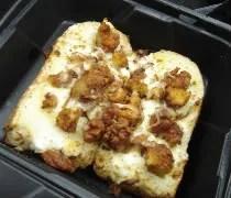 A Buffalo chicken panini from Mia Zas in Champaign, IL