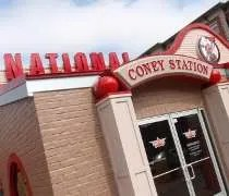 National Coney Station on Grand River Avenue in East Lansing.