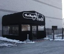 The side entrance to One Sixty Four North in Kankakee, IL