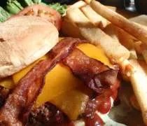The Smokehouse Burger
