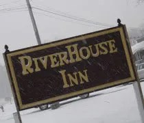 The Riverhouse Inn on Grand River Avenue in Williamston