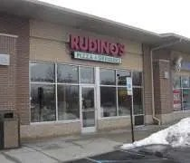 Rudinos Pizza & Grinders in the space formerly occupied by Arts Pizza
