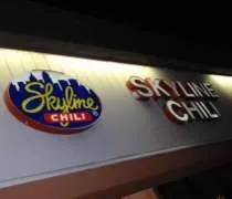 Skyline Chili on W. 86th Street in Indianapolis, Indiana.