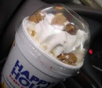 My Reeses Peanut Butter Cup Sonic Blast