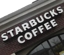 Starbucks at Meridian Crossing in Okemos