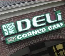 The State Side Deli at Meridian Crossings in Okemos