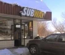 The Subway on Cedar Street in Holt.