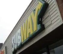 The Subway at Cedar & Jolly in Lansing.