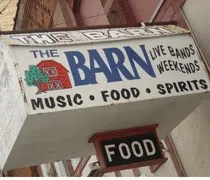 The Barn Tavern in Downtown Grand Ledge