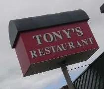 Tonys I-75 Restaurant on Main Street in Birch Run.