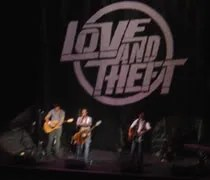 Love and Theft...the opening band for Taylor Swift