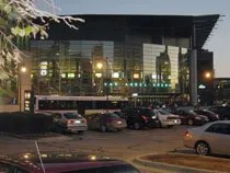 Van Andel Arena in downtown Grand Rapids