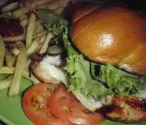 The Smokey Moutain Chicken Sandwich
