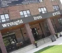 The Wrought Iron Grill on South Elm Street in Owosso