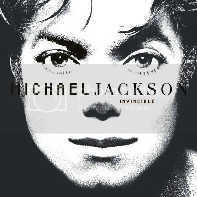 Michael Jackson - Invincible - Front