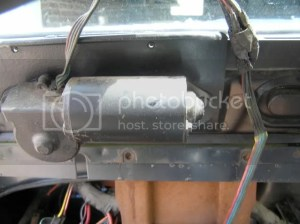 wiper motor wiring  JeepForum