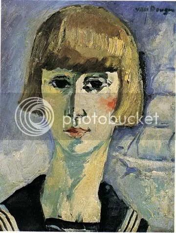 Portrait de Suzy Solidor, 1927