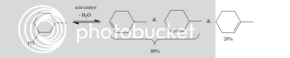 5 dehydration of methylcyclohexanols The dehydration of 2-methylcyclohexanol revisited: the evelyn effect david todd j chem educ, 1994, 71 (5) trans mixture of 2-methylcyclohexanols.