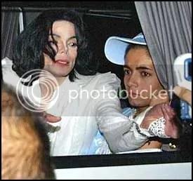 Michael e Omer quando Omer era criança
