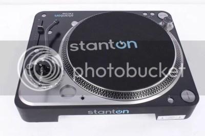 Stanton USB Turntables