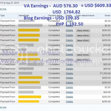 Virtual Assistant Payments