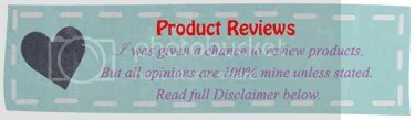 Product Review Disclosure