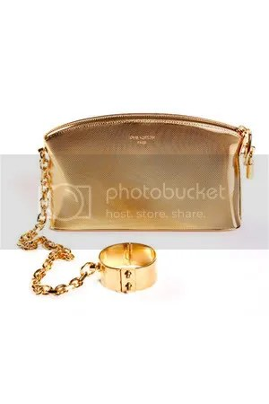 Louis Vuitton Lockit PM Devotion Clutch