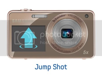 Samsung 2View Dual LCD Camera