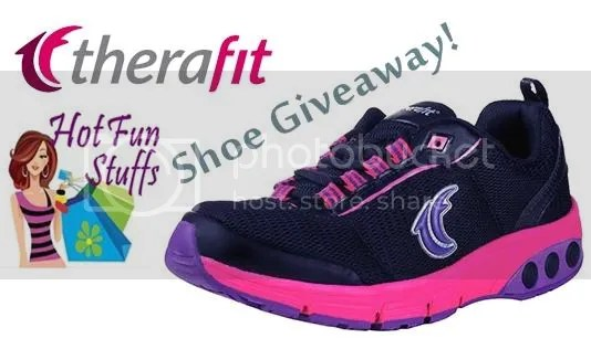 Therafit Shoe Giveaway
