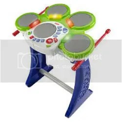 Fisher Price Drum Set