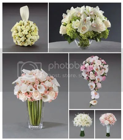 Vera Wang Wedding Flower Collection