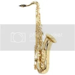 Antique Winds Saxophone