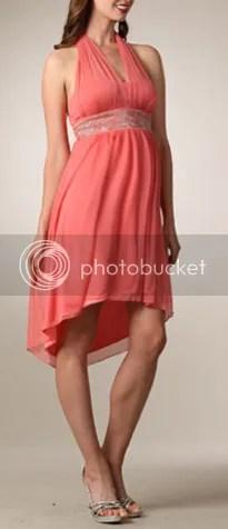 Emily Formal Maternity Dress