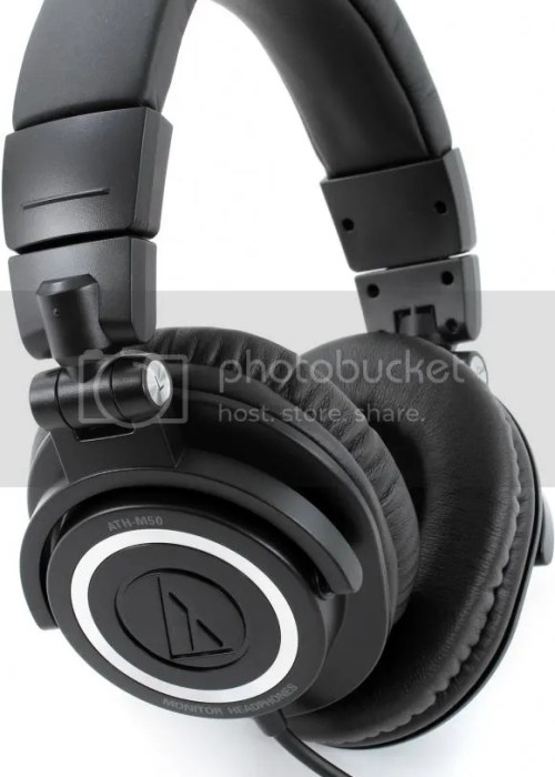 Studio Monitor Headphones ATH M50