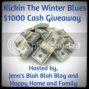 $1000 Kickin The Winter Blues