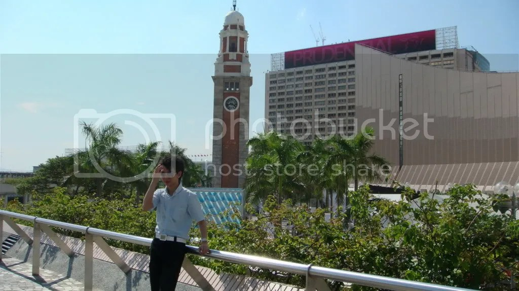 Kowloon Public Pier Clock Tower