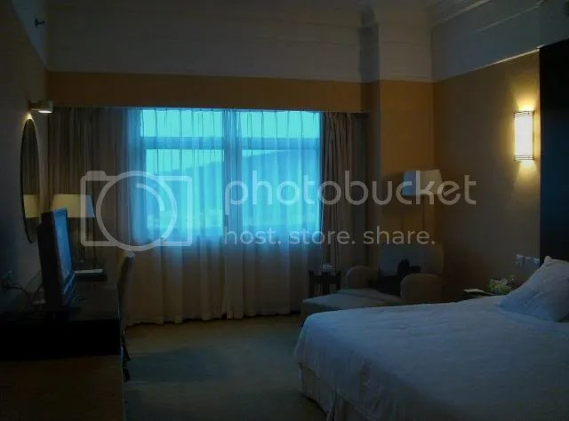 Hotel in Foochow