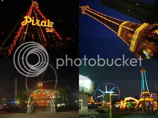 Kinkiang Amusement Park