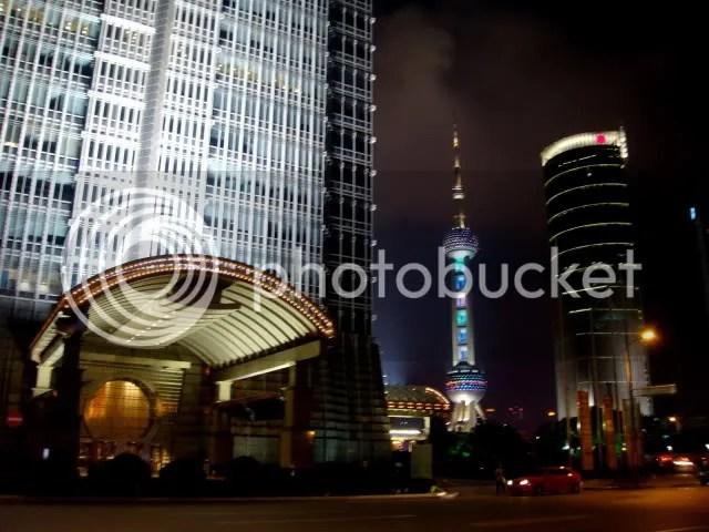JM Tower & Oriental Pearl Tower