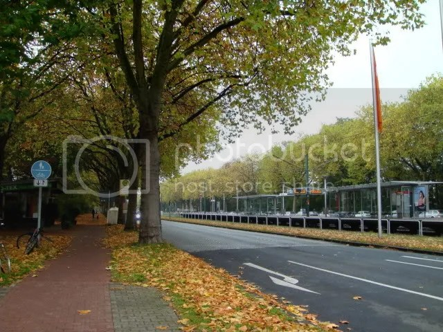 Düsseldorf Streets