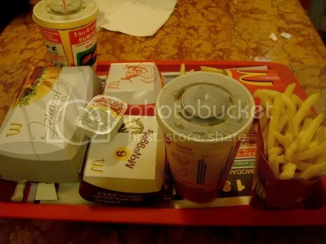 McDonald's, Galleria Vittorio Emanuele II