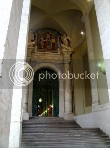 Piazza San Pietro, Vatican City