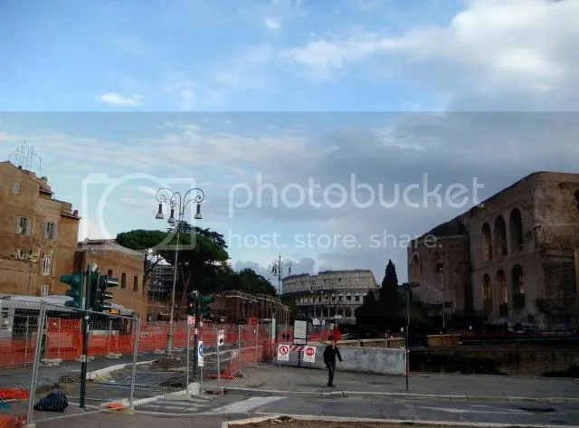 Palatine Hill & Roman Forum (Outside), Rome