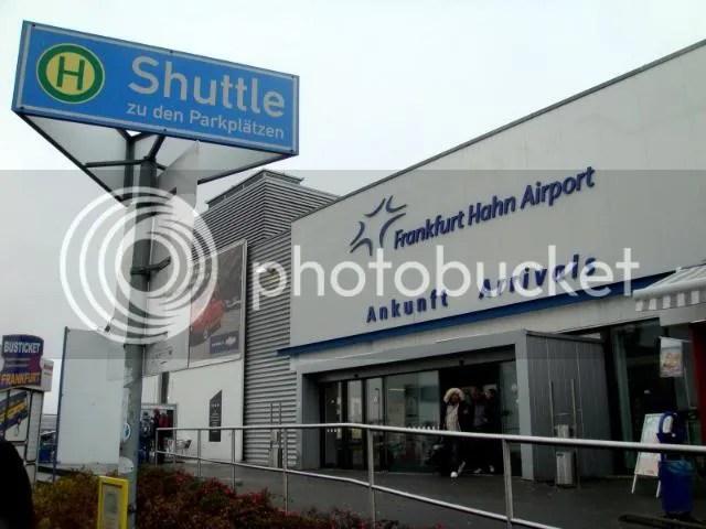 Hahn Airport, Frankfurt, Germany